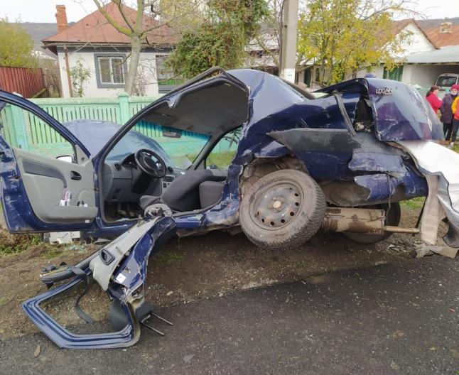 O femeie și-a pierdut viața într-un accident petrecut în localitatea Curtişoara, judeţul Olt