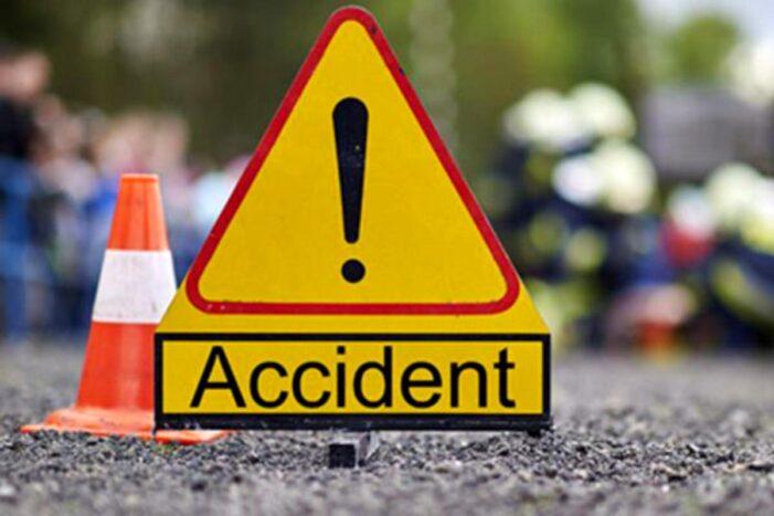 O persoană a fost rănită într-un accident petrecut în afara localității Movilița