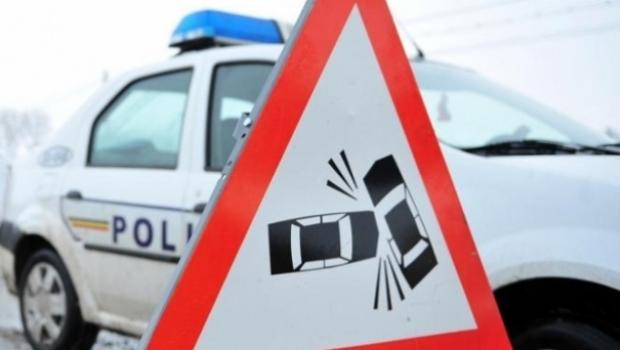 Dâmbovița: Pieton accidentat pe raza localității Dobra