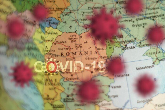 Zece localităţi din judeţul Călăraşi, rată mare de infectare