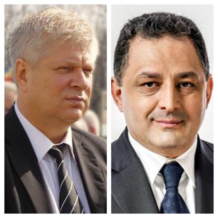 Foștii primari PSD Daniel Tudorache și Marian Vanghelie, vizați de percheziții DNA