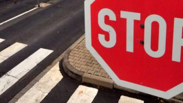 Olt: Bărbat accidentat în Slatina, pe trecerea pentru pietoni