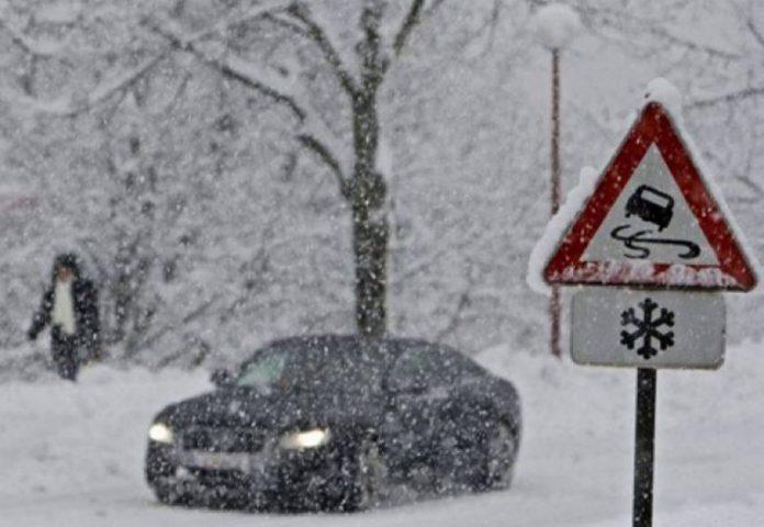 Cod Galben de ninsoare şi în judeţul Buzău