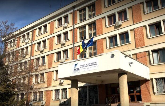 Oficiul de Cadastru suspendă activitatea cu publicul până pe 31 ianuarie