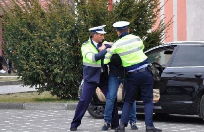 Un bărbat din Olt urmărit național, prins de oamenii legii