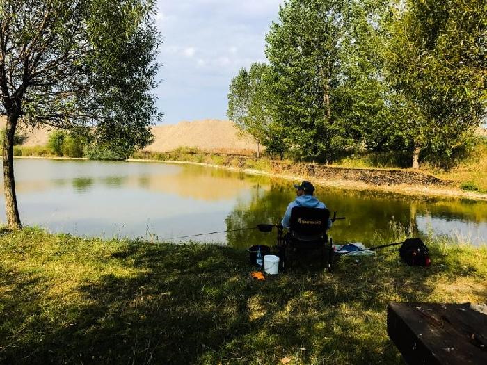 Clubul Pescarilor urmează să fie inaugurat pe malul Borcei la jumătatea lunii mai 2021