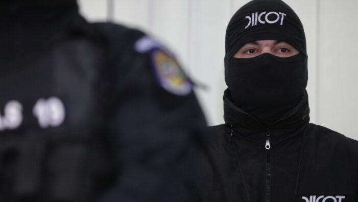 Grupare de traficanţi de droguri, destructurată de poliţişti